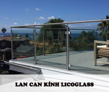 lan can kính licoglass